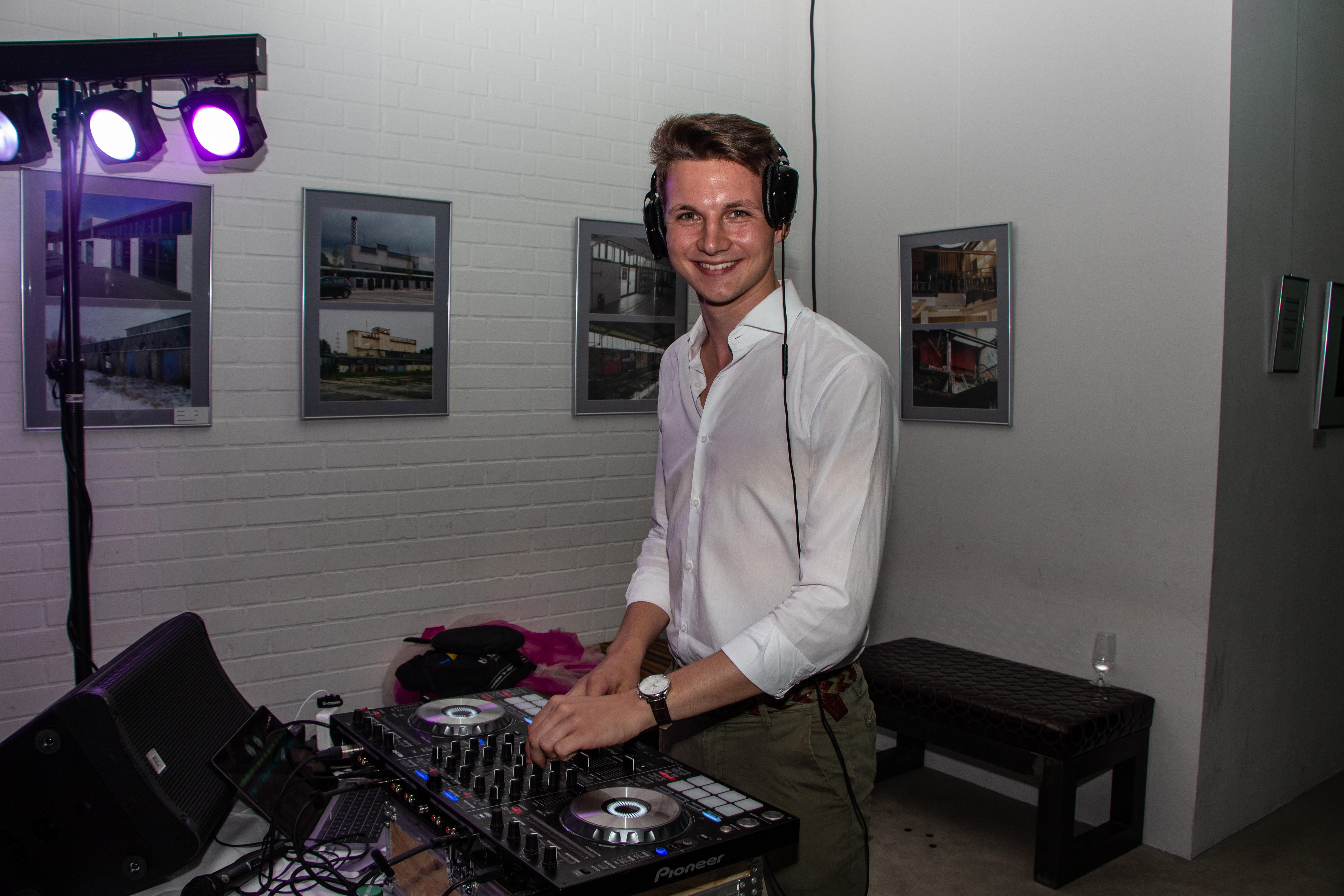 DJ Yannick Penz Hamburg