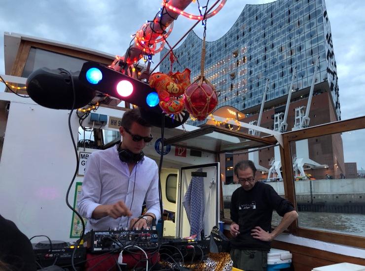 DJ Yannick Penz Bootsparty